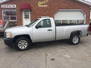 Used 2010 Chevrolet Silverado 1500 WT V6 A/C for sale in Bowmanville, ON