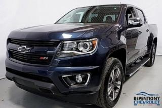 Used 2018 Chevrolet Colorado Z71, Crew Cab, S/box for sale in Repentigny, QC