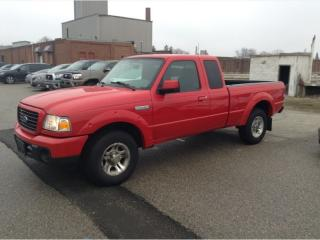 Used 2009 Ford Ranger Sport EXTENDED,NO ACCIDENT for sale in Scarborough, ON
