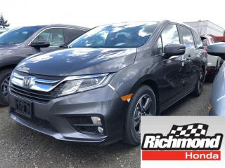 New 2018 Honda Odyssey EX w/RES for sale in Richmond, BC
