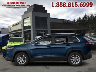 Used 2018 Jeep Cherokee North for sale in Richmond, BC