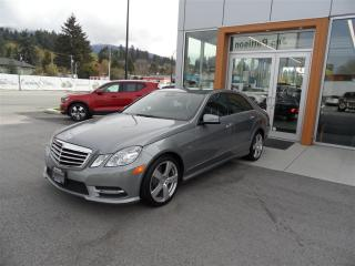 Used 2012 Mercedes-Benz E-Class E350 BlueTEC / Premium & Launch Packages for sale in North Vancouver, BC