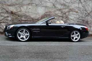 Used 2013 Mercedes-Benz SL-Class SL550 Roadster for sale in Vancouver, BC