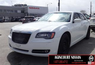 Used 2012 Chrysler 300 S V6 CERTIFIED |BEATS SOUND SYSTEM|LEATHER for sale in Scarborough, ON