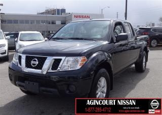 Used 2018 Nissan Frontier SV SV 4X4|BACK UP CAMERA|BLUETOOTH|CRUISE for sale in Scarborough, ON