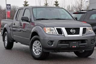 Used 2018 Nissan Frontier 4x4 Crew Cab for sale in Ajax, ON