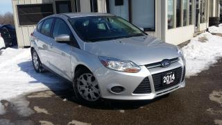Used 2014 Ford Focus SE Hatch for sale in Kitchener, ON