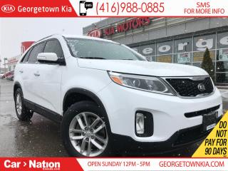 Used 2014 Kia Sorento LX V6 | BACK-UP CAMERA | NAVIGTION | for sale in Georgetown, ON