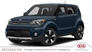 New 2018 Kia Soul EX + for sale in Pickering, ON