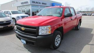 Used 2012 Chevrolet Silverado 1500 WT / $192.00 bi-weekly for 60 mths for sale in Arnprior, ON
