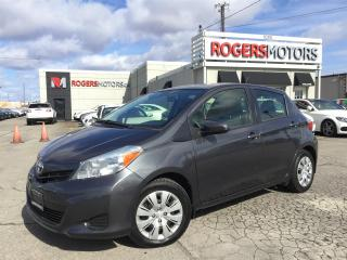 Used 2012 Toyota Yaris LE - 5SPD - BLUETOOTH - POWER PKG for sale in Oakville, ON