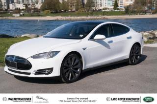 Used 2014 Tesla Model S 85 - Very nice Car! for sale in Vancouver, BC