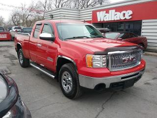 Used 2011 GMC Sierra 1500 Nevada Edition Ext. Cab 4WD for sale in Ottawa, ON