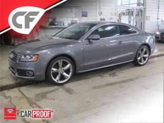 Used 2012 Audi A5 2.0 l Premium for sale in Lévis, QC