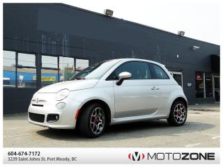 Used 2014 Fiat 500 Sport for sale in Port Moody, BC