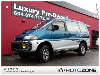 Used 1998 Mitsubishi Delica Jasper for sale in Port Moody, BC