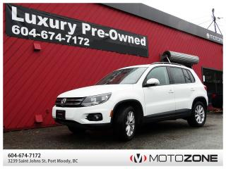 Used 2014 Volkswagen Tiguan Highline for sale in Port Moody, BC