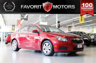 Used 2014 Chevrolet Cruze 1LT   CRUISE CONTROL   AUX   USB for sale in North York, ON