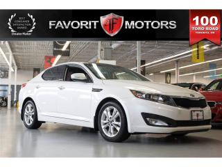 Used 2013 Kia Optima EX LUXURY , Panoramic Sunroof, Reverse Camera for sale in North York, ON