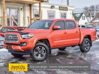 Used 2016 Toyota Tacoma TRD Sport 6 SPEED NAVI BK.CAMERA for sale in Ottawa, ON