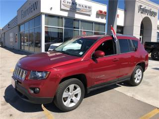 Used 2014 Jeep Compass Sport/North.4X4. Only 49000kms for sale in Burlington, ON