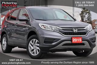 Used 2015 Honda CR-V SE AWD for sale in Pickering, ON