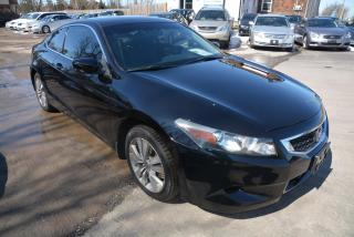 Used 2008 Honda Accord EX-L, auto, loaded for sale in Hornby, ON