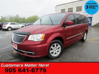 Used 2012 Chrysler Town & Country Touring  POWER LIFTGATE, DUAL POWER SEATS, SIRIUS XM RADIO, 6-SP for sale in St Catharines, ON