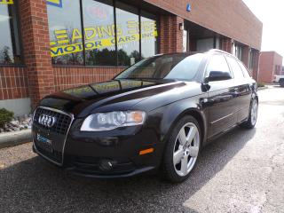 Used 2008 Audi A4 2.0T Avant S-Line for sale in Woodbridge, ON
