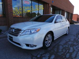 Used 2012 Toyota Avalon XLS Navigation, Heated Seats, Back Up Camera for sale in Woodbridge, ON