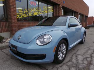 Used 2013 Volkswagen Beetle 2.5L Comfortline Panoramic Sunroof for sale in Woodbridge, ON
