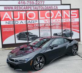Used 2015 BMW i8 i8-ALL CREDIT ACCEPTED for sale in Scarborough, ON