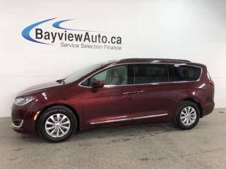 Used 2017 Chrysler Pacifica Touring-L - ALLOYS! REM START! HTD LTHR!NAV! PWR DOORS! for sale in Belleville, ON