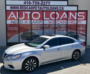 Used 2017 Nissan Altima 2.5 SV SV-ALL CREDIT ACCEPTED for sale in Scarborough, ON