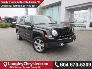 Used 2017 Jeep Patriot Sport/North <B>*LEATHER*SUNROOF*NAVIGATION*<b> for sale in Surrey, BC