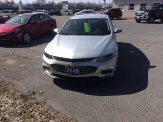 Used 2018 Chevrolet Malibu LT for sale in Morrisburg, ON