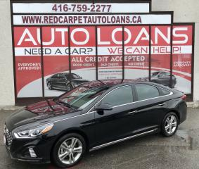 Used 2018 Hyundai Sonata 2.4 Sport SPORT-ALL CREDIT ACCEPTED for sale in Scarborough, ON