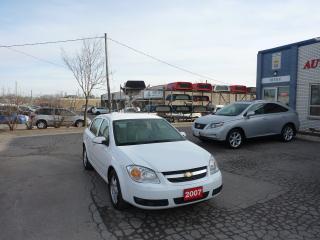 Used 2007 Chevrolet Cobalt LTZ,REMOTE STARTER,TOP OF THE LINE for sale in Kitchener, ON