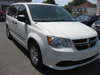 Used 2011 Dodge Grand Caravan C/V 3.6L 6cyl. FWD Auto Cargo 2 pass AC PW PL PM for sale in Ottawa, ON