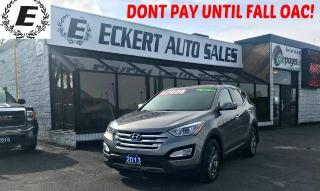 Used 2013 Hyundai Santa Fe SPORT AWD WITH LEATHER / SUNROOF for sale in Barrie, ON