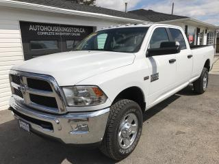 Used 2016 RAM 2500 SLT for sale in Kingston, ON