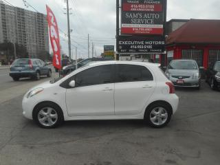 Used 2007 Toyota Yaris RS for sale in Scarborough, ON
