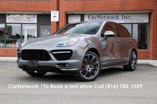 Used 2014 Porsche Cayenne GTS for sale in Woodbridge, ON