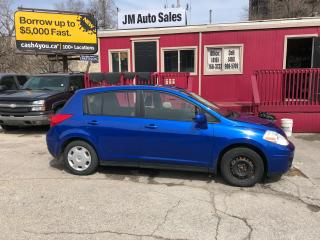 Used 2009 Nissan Versa 1.8 S for sale in Toronto, ON
