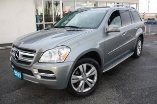 Used 2011 Mercedes-Benz GL350 BlueTEC 4MATIC for sale in Langley, BC