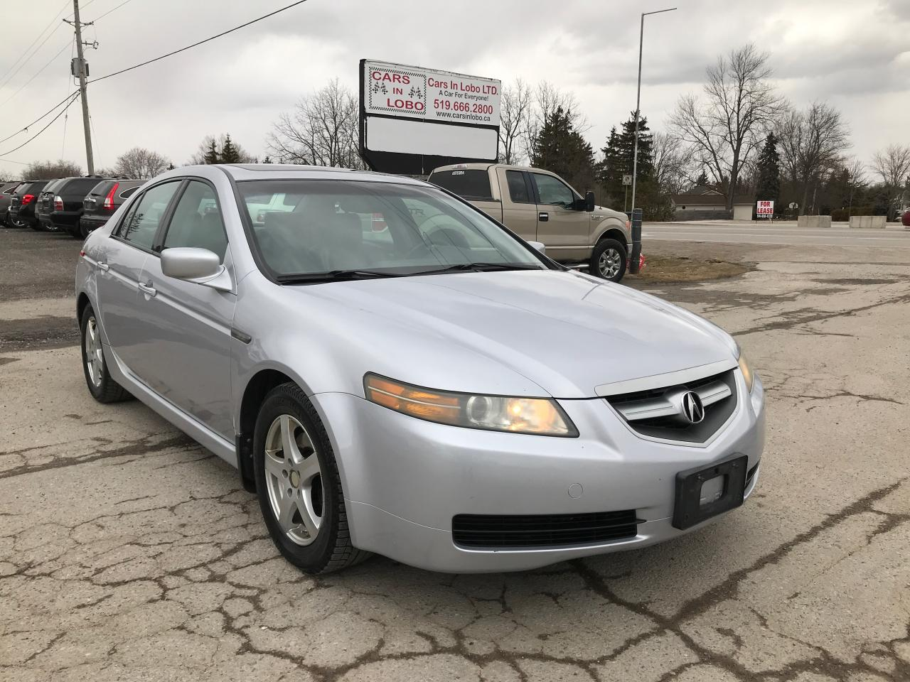 Used 2004 Acura TL for Sale in Komoka, Ontario   Carpages.ca