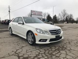 Used 2010 Mercedes-Benz E350 E 350 for sale in Komoka, ON