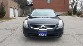 Used 2009 Nissan Altima 2.5SL for sale in Scarborough, ON