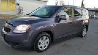 Used 2013 Chevrolet Orlando LT,4CY, 2.4L for sale in Scarborough, ON