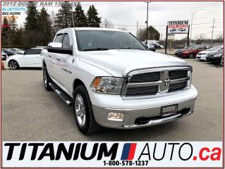 Used 2012 Dodge Ram 1500 Big Horn+4X4+5.7L V8 Hemi+Camera+GPS+BlueTooth+XM+ for sale in London, ON